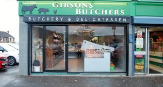 Gibson Butchers Belfast